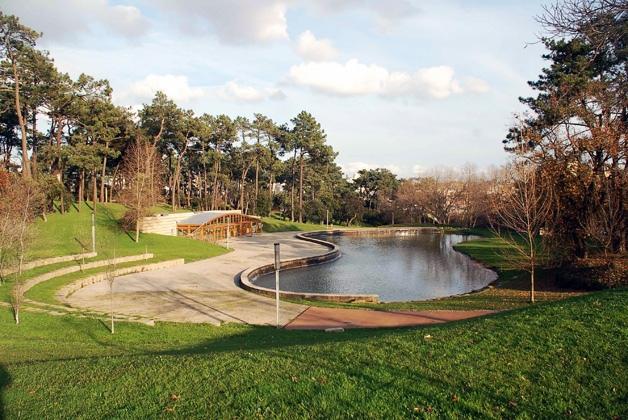 Parque Pasteleira